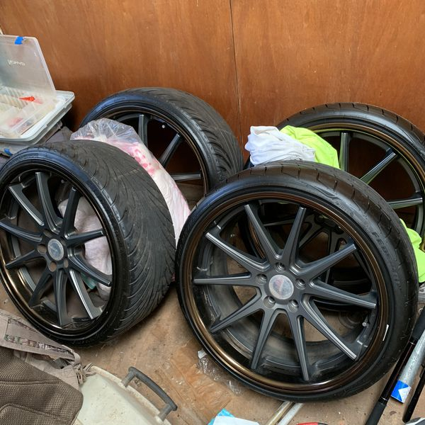 "20"" WORK WHEELS 5x114.3 For Sale In Honolulu, HI"