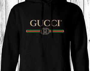 BLACK Gucci Pullover Hoodie for Sale in Floral Park, NY