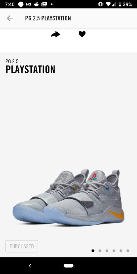 buy popular d1c48 b2af2 Nike PG (Paul George) x PlayStation 2.5 for Sale in Los Angeles, CA -  OfferUp