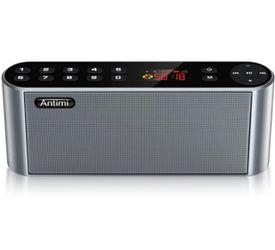 Bluetooth/FM Radio/MP3 Player Portable Wireless Speaker Thumbnail