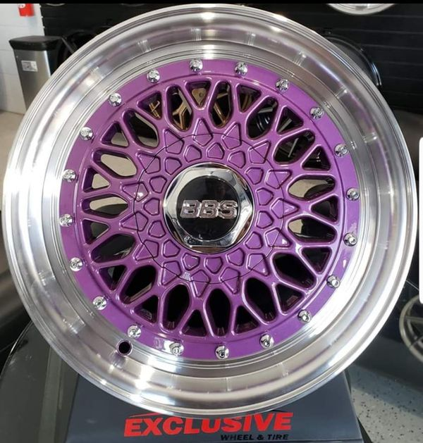 15x8 IPW 4x100/114.3 Multiple Finishes For Honda For Sale