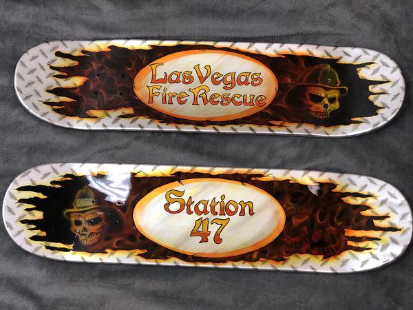 Custom Skateboard Decks for Sale in Las Vegas, NV - OfferUp