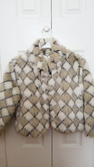 Faux fur coat for Sale in Philadelphia, PA