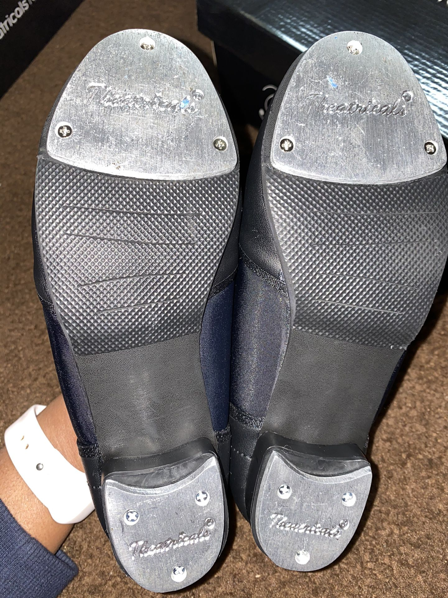Tap Shoes Worn Once