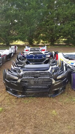 Audi Parts Bumpers Bumper OEM Used A3 A4 A5 A6 A7 S4 S5 S6 S7 Q3 Q5 Q7 TT And Much Much More!!! for Sale in Inman, SC
