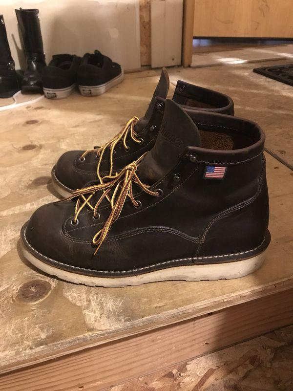 "9ae875b9501 Danner bull run 6"" boots for Sale in Marysville, WA - OfferUp"