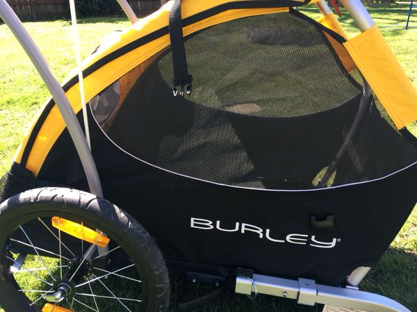 bd4844116cb Burley Tail Wagon (pets only) for bike rides - brand new for Sale in ...