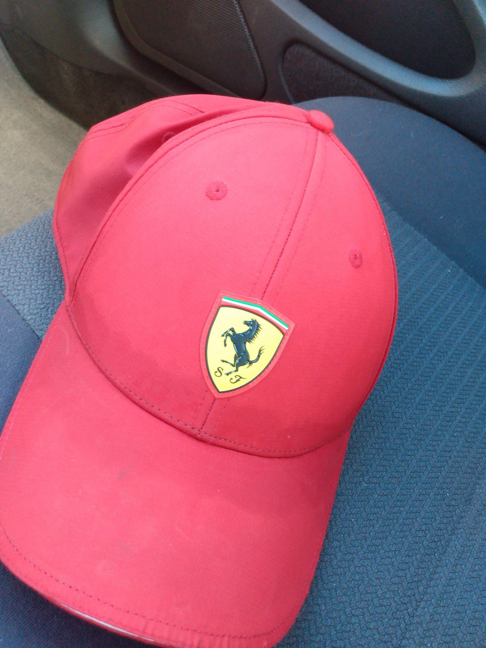 Official Ferrari hat