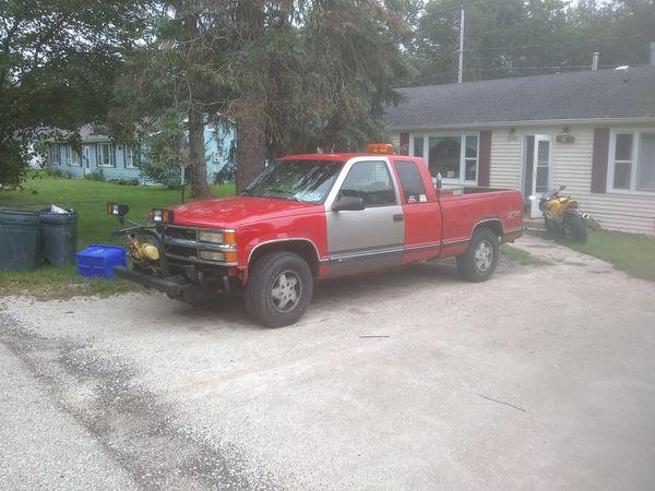 Plow Truck For Sale In Burlington Wi Offerup