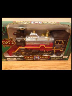 Echo Toys Steam Engine Battery Operated Bump N Go for Sale in St. Louis, MO