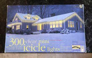 Set of new 300 Christmas lights for Sale in Ashburn, VA