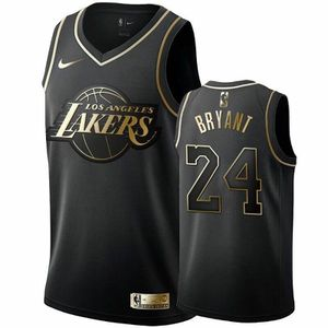 Photo LA LAKERS KOBE BRYANT BLACK AND GOLD JERSEY SIZE SMALL N MEDIUM N 2XL STITCHED FIRM PRICE SERIOUS BUYERS ONLY