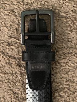 Nike G Flex - golf belt Thumbnail