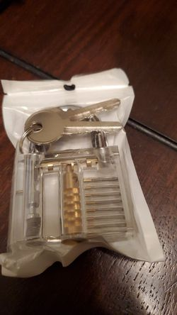 Lock and Keys Thumbnail