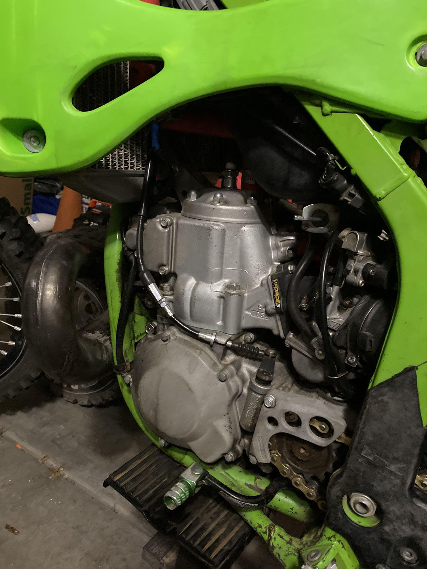 2002 Kawasaki Kx250