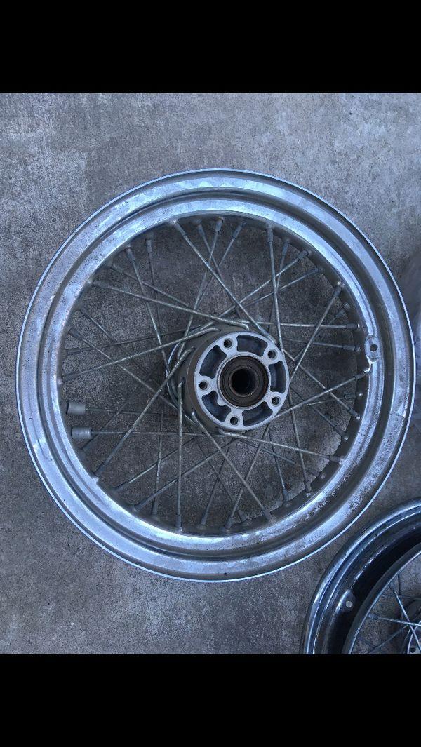 Used Harley Davidson Wheels >> Harley Davidson Wheels For Sale In Stockton Ca Offerup