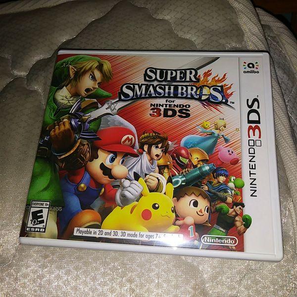 Super Smash Bros Box for Sale in Dinuba, CA - OfferUp