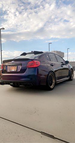 2018 Subaru WRX Thumbnail