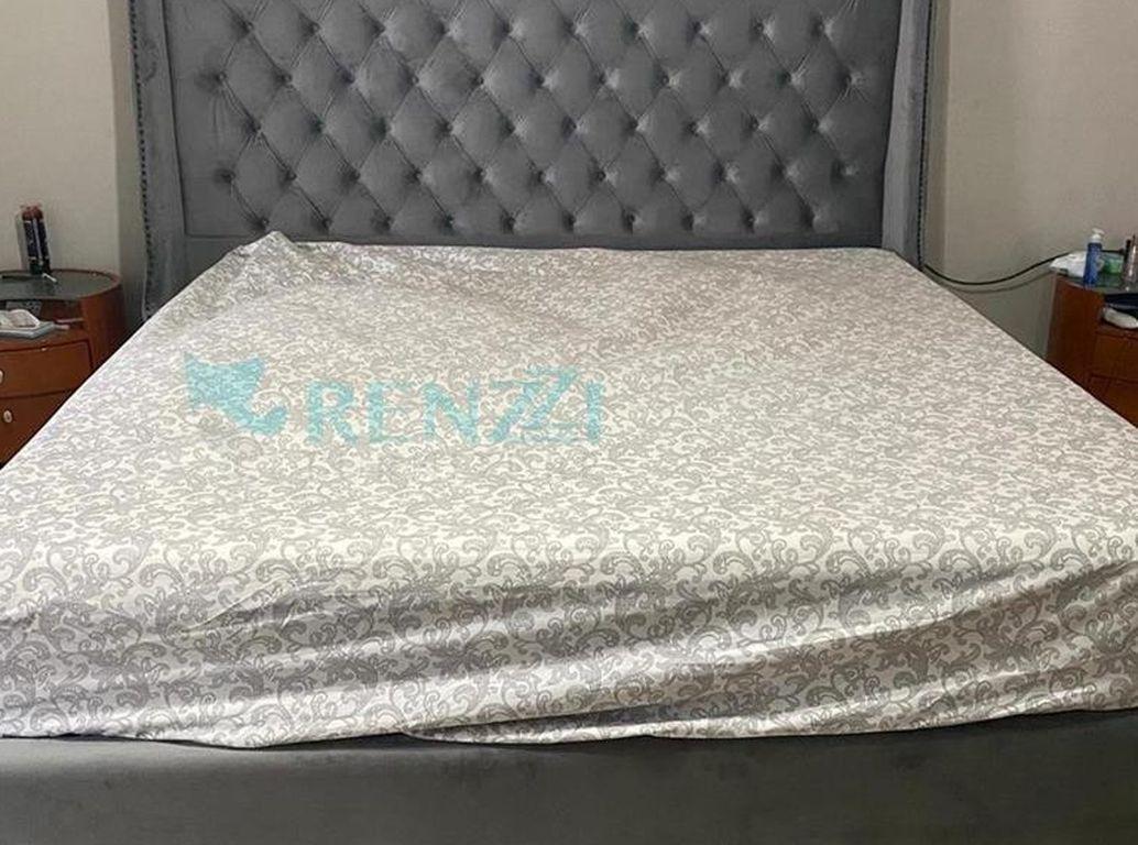 Velvet King Bed $599 /+/ Financing Available