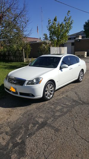 INFINITI M35X VERY RARE FEATURES, ALL WHEEL DRIVE, DRIVES GREAT! INFINITI M35 for Sale in Columbus, OH