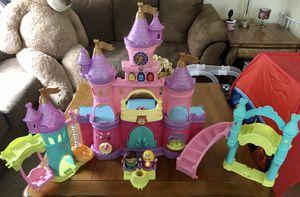 Photo Vtech Smart Enchanted Princess Castle