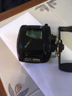 Diawa flippin reel, Left hand retrieve for Sale in Farmville, VA