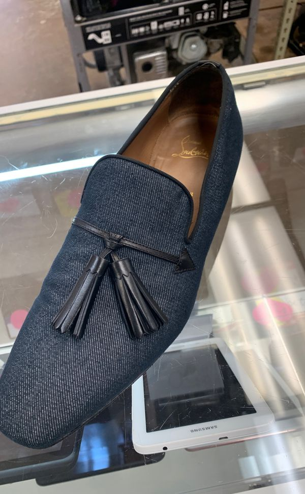 premium selection 7b735 27d9f Christian Louboutin Men Shoes for Sale in Dallas, TX - OfferUp