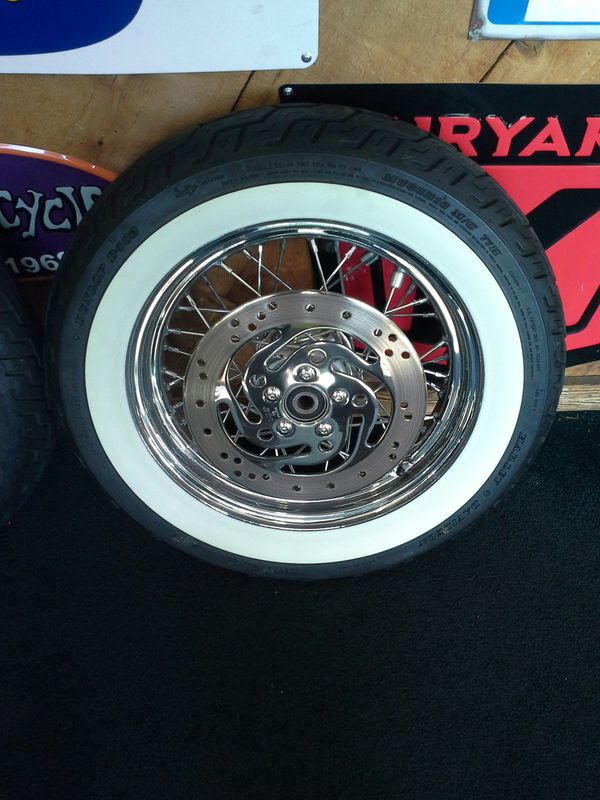 Used Harley Davidson Wheels >> Harley Davidson Wheels For Sale In Anaheim Ca Offerup