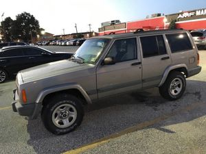 Jeep Cherokee 4x4 AUTO why miles 183k for Sale in Marlow Heights, MD