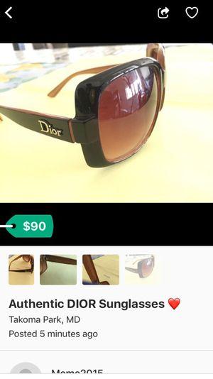 Dior Sunglasses ! for Sale in Adelphi, MD