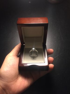 New Mia White Gold Engagement Ring 5.5 for Sale in Falls Church, VA