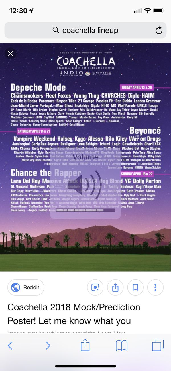 By Photo Congress || Reddit Coachella Tickets 2018