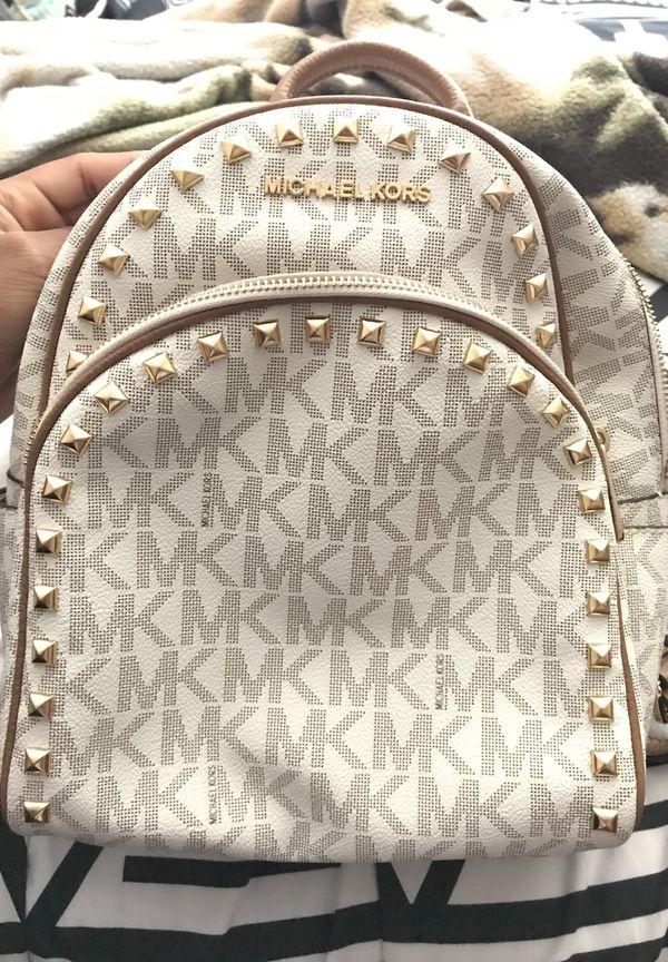 54e5159d34c6 MICHAEL Michael Kors Signature Rhea Medium Slim Backpack for ...