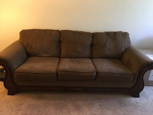 Very comfortable sofa-bed for Sale in Los Angeles, CA