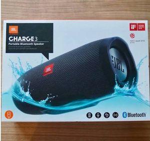 Jbl charge 3 waterproof speaker bluetooth for Sale in Denver, CO