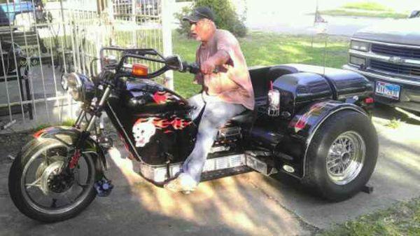 Custom VW trike for Sale in Houston, TX - OfferUp