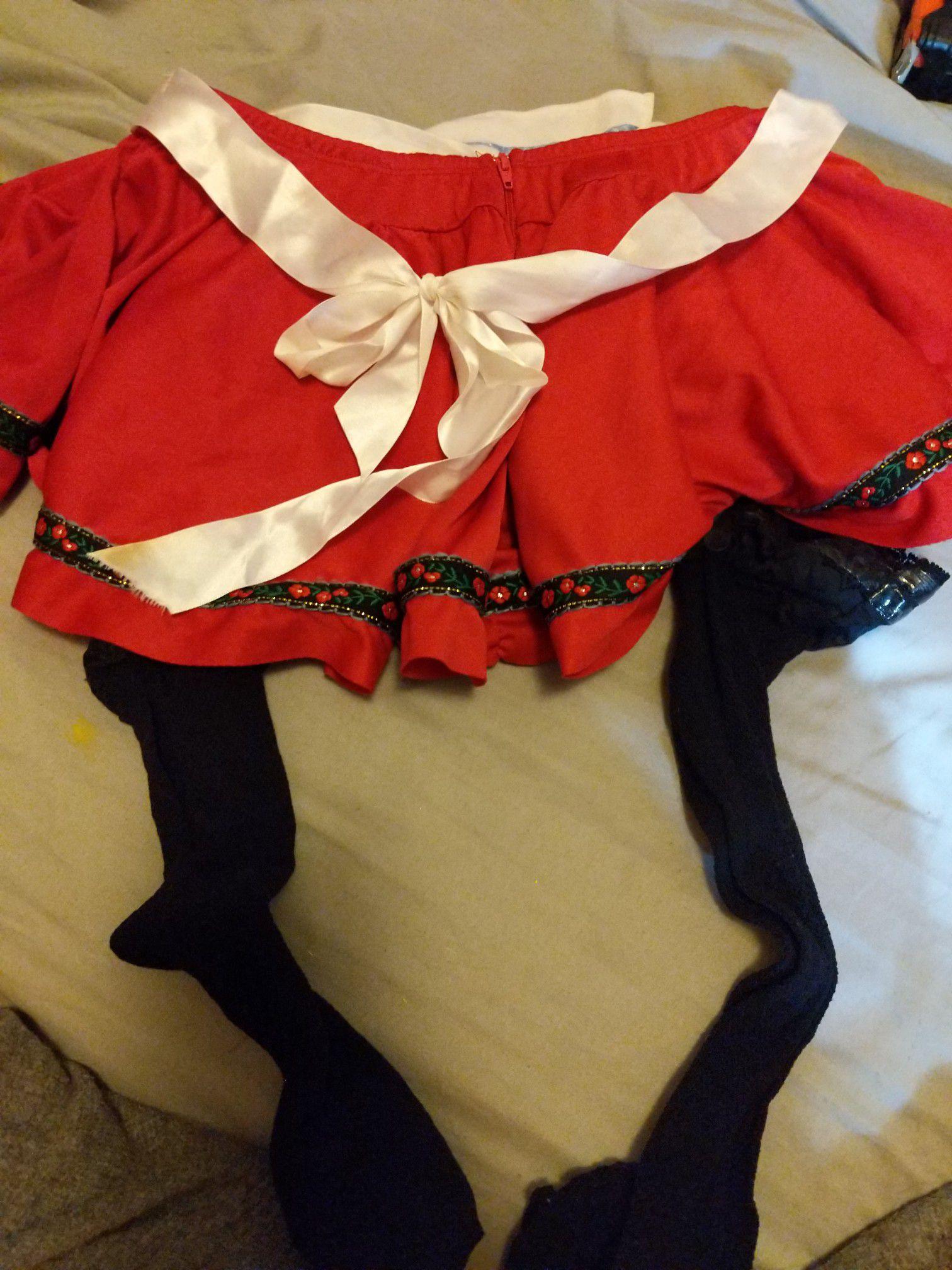 Halloween costume skirt