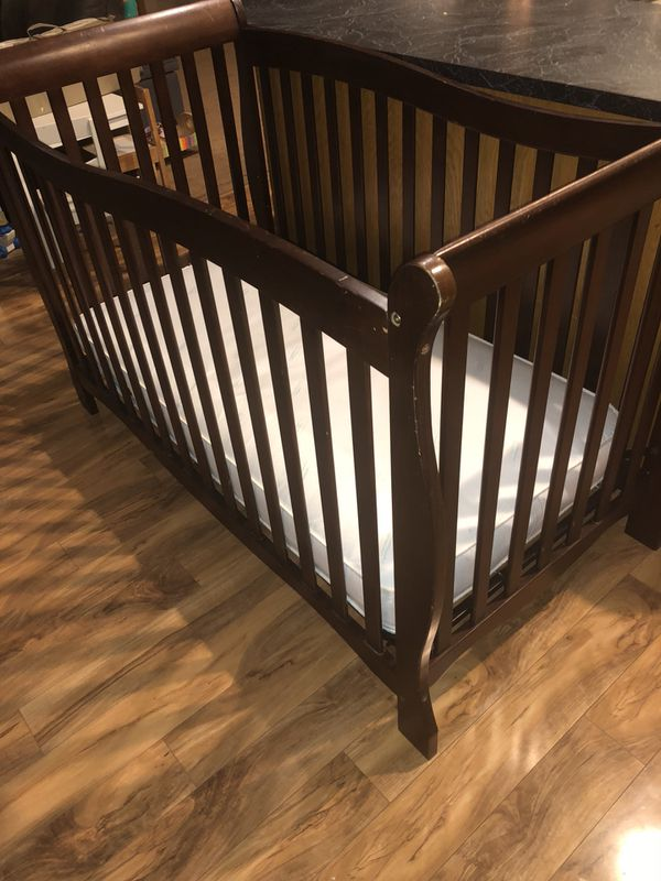 Child Of Mine Brookline Convertible Crib Conversion Kit Image