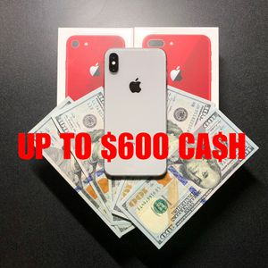 CA$H FOR IPHONE X XR XS MAX ANY CONDITION for Sale in Washington, DC