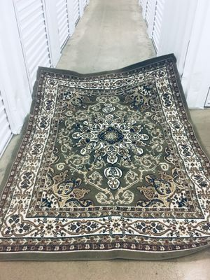 Persian area rug (dimensions on 2nd picture) for Sale in North Bethesda, MD