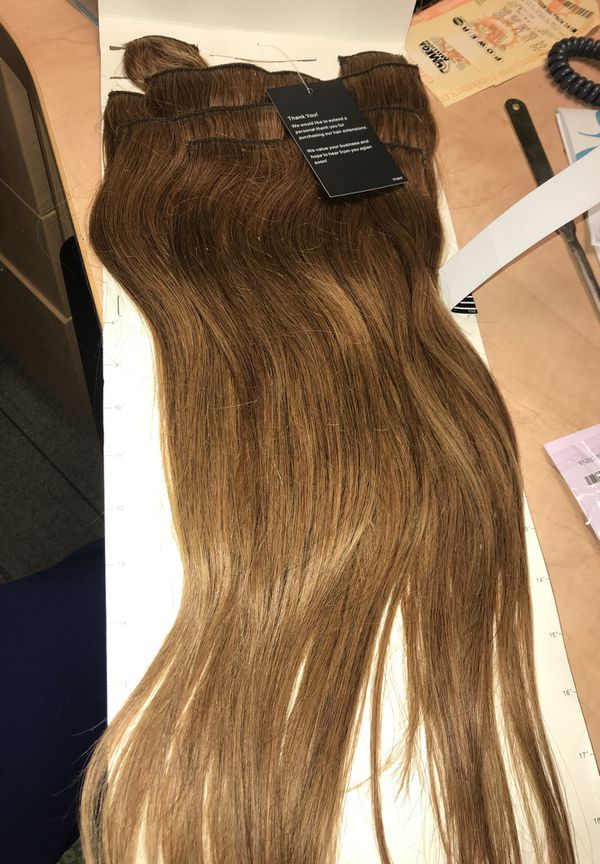 100 Human Remy Hair Extensions 7pc 101 For Sale In Moreno Valley