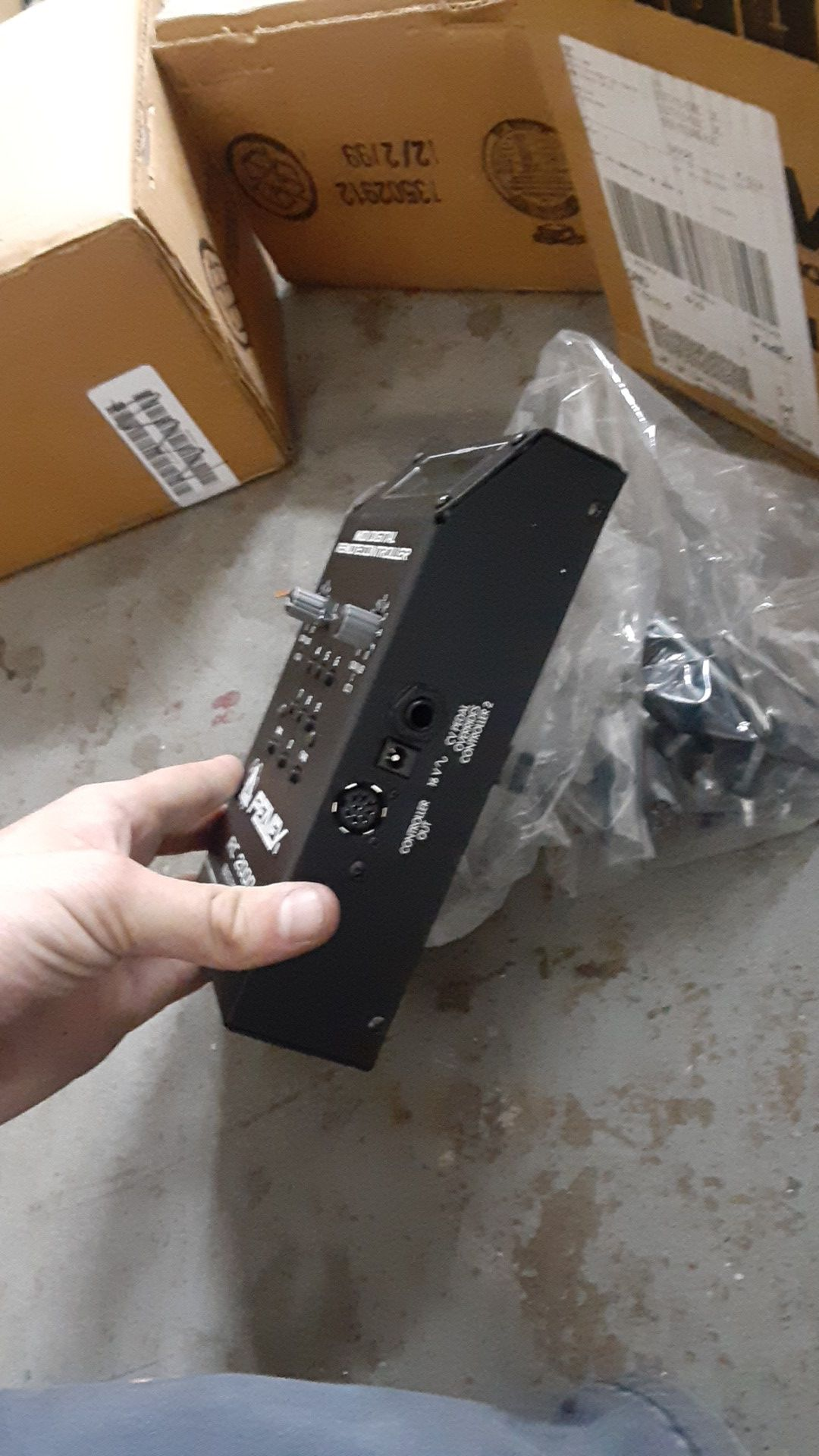 3 Brand New Peavy rc 2000 controllers