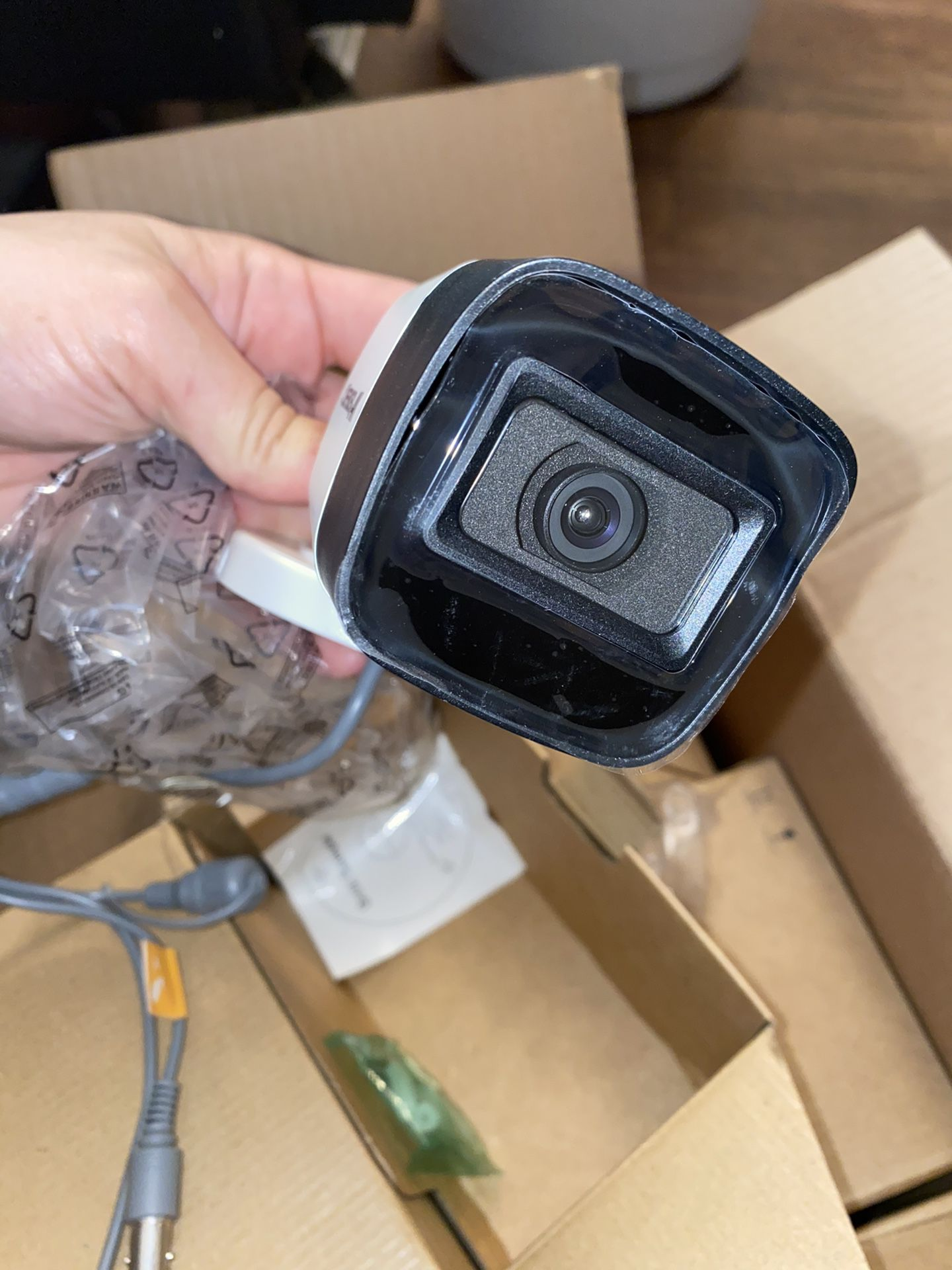 Defender 4K Camera 🎥