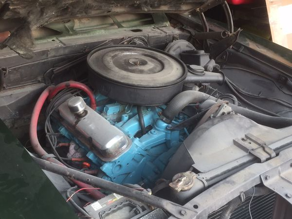 Turbo 350 Transmission For Sale >> 1968 Pontiac Firebird 350 With Turbo 350 Transmission For Sale In Edmonds Wa Offerup