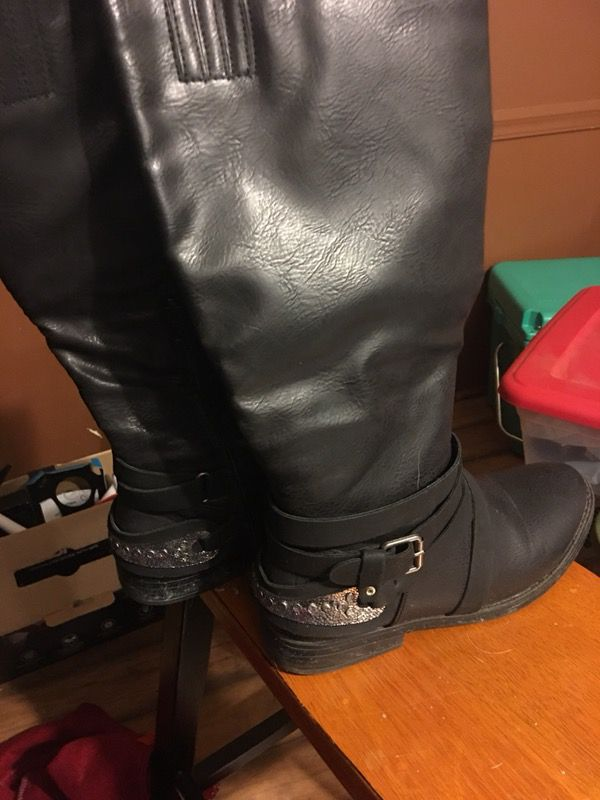 Womens Size 9 Belk Boots For Sale In Charlotte Nc Offerup