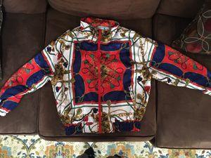 Fancy Korean Jacket size (m) for Sale in Houston, TX