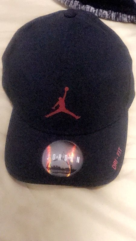 5eb700d9f7a585 Red Air Jordan dri-fit cap for Sale in Longwood