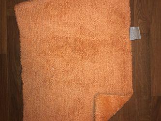 Orange bath mat Thumbnail