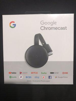 Google Chromecast TV 2000 + Apps for Sale in Adelphi, MD
