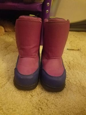 f7b9b5667 New and Used Toddler snow boots for Sale in Bronx, NY - OfferUp